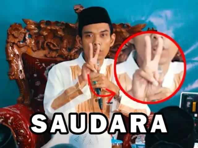 Ustadz Abdul Somad Sebut Nomor Dua untuk Saudara