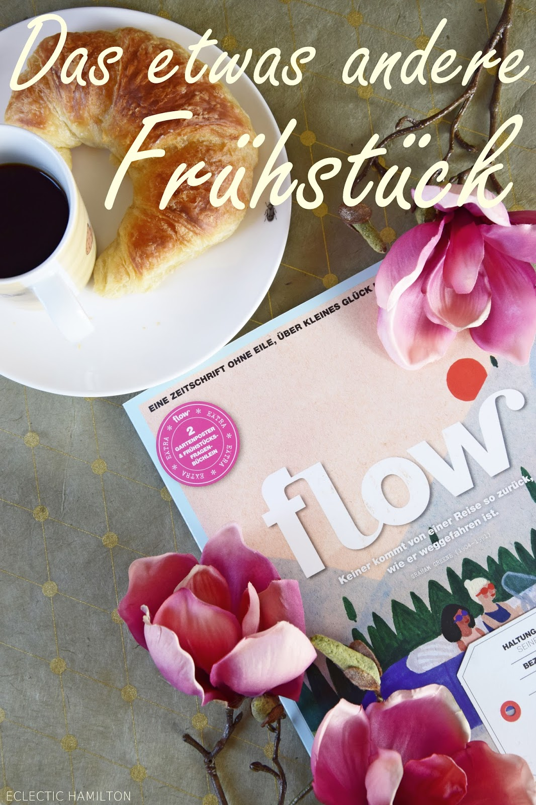 kreativ mit flow art journal flowmagazin