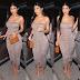 El entallado vestido de Kylie Jenner, llama la atención en redes (Fotos)