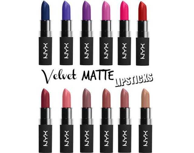 Memilih Lipstick Matte Terbaik