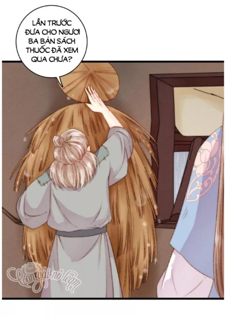 Nàng Phi Cửu Khanh - Thần Y Kiều Nữ chap 14 - Trang 16