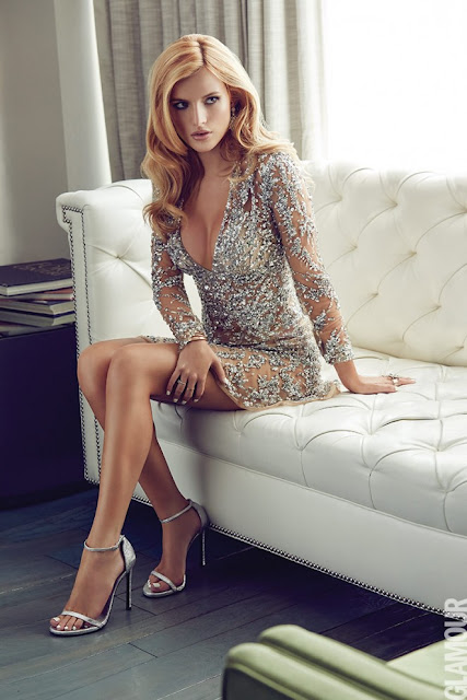 Белла Торн знялаь для мексиканського журналу Glamour.