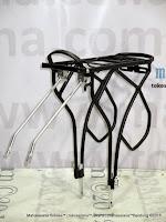 Sapience YS501 Alloy Rear Bicycle Adjustable Luggage Rack