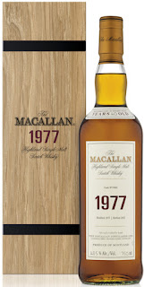 A unique malt whisky, but extremely expensive