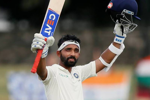 Ajinkya Rahane Dropped for series:IND vs SA
