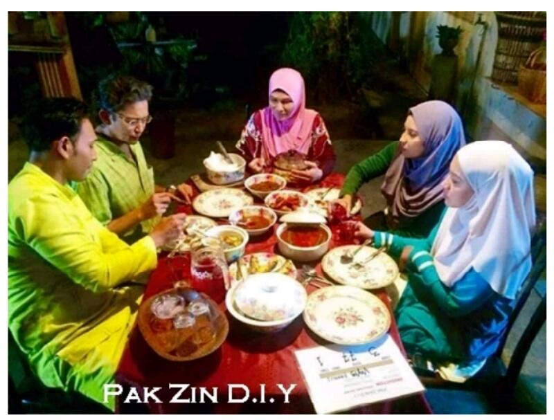 Drama Pak Zin D.I.Y Di TV1