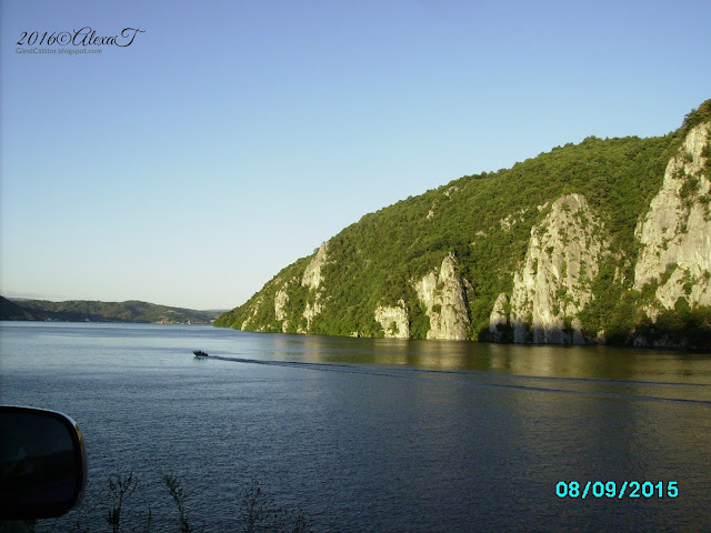 """Defileul Dunării*, also locally known as Clisura Dunării (Serbian: Банатска Клисура, Banatska Klisura) is a geographical region in Romania. It is located in southern Banat, along the northern bank of the river Danube. Clisura Dunării is situated between river Nera in the west, and Gura Văii or Cazanele Dunării in the east."