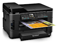 Epson WorkForce WF-7520 drivers update