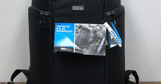 Review - Think Tank Photo Trifecta 10 Backpack