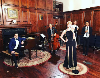 Alternative pop artist, Hannah Gill on her tour of Australia and New Zealand with Post Modern Jukebox - Get concert tickets at WWW.SkunkRadioLive.com/Events
