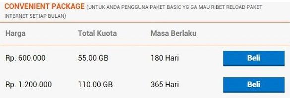 Paket Internet Murah Bolt Terbaru