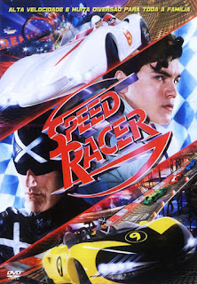 Speed Racer - DVDRip Dual Áudio