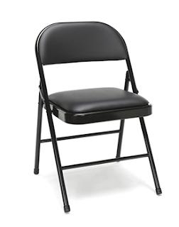 OFM Essentials Folding Chair
