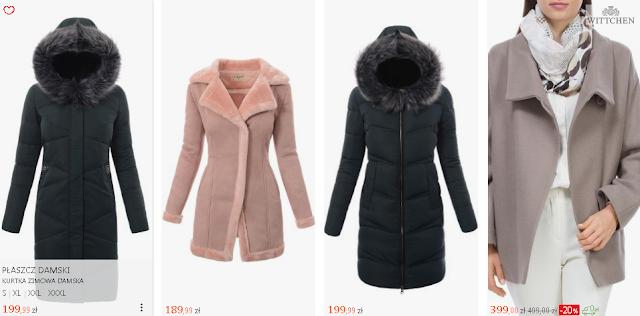 Najmodniejsze w sezonie 2018 i 2019 damskie płaszcze