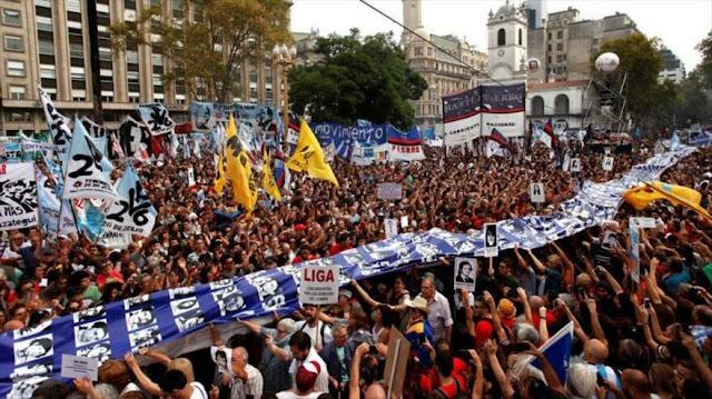 Argentina conmemora el golpe contra el Gobierno de Isabel Perón