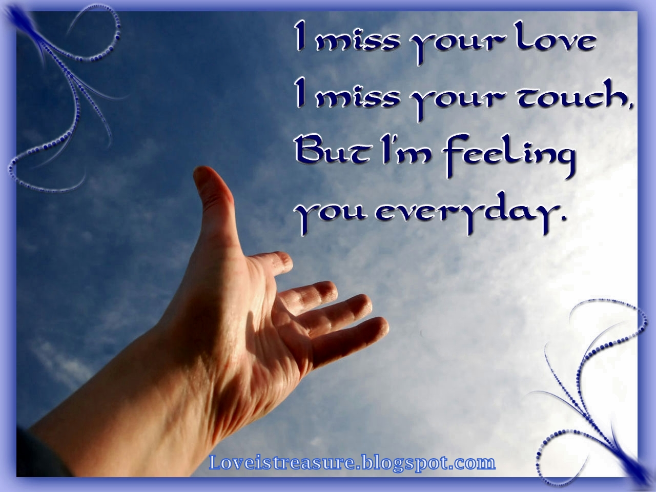 Love Is Treasure Missing You Quotes Miss You Quotes Cute I Miss