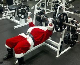 The Santa Claus Workout
