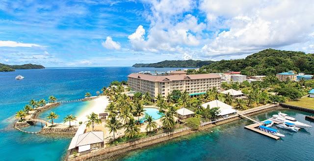 Las islas menos visitadas por los turistas, Palau
