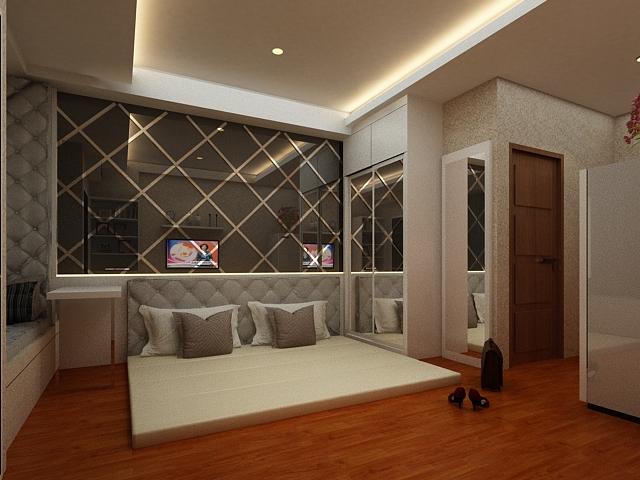 Hommeusdesign Contempo Apartemen