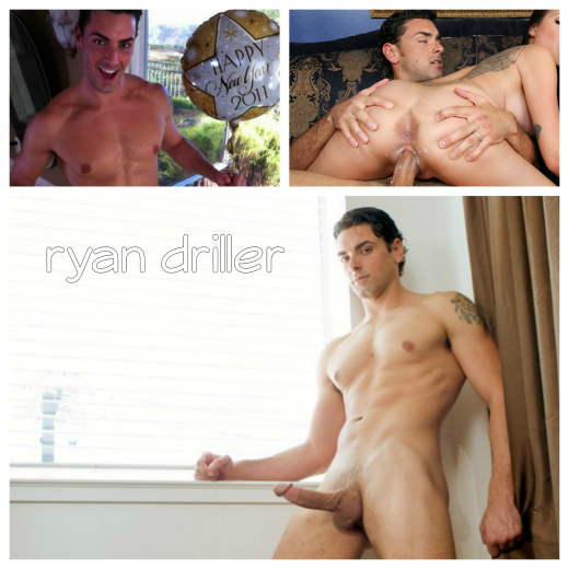 Ryan driller gay