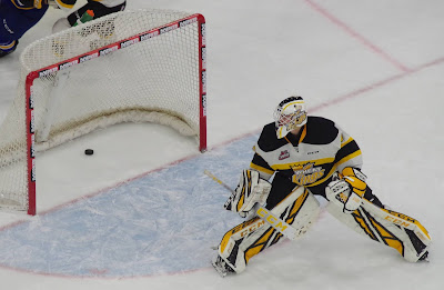 WHL: Haden, Blades Benefit From Pre-Christmas Luck