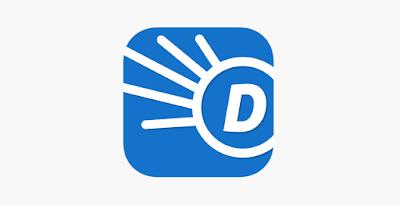تطبيق dictionary
