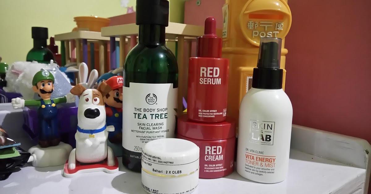 Review skin care korea yang bagus