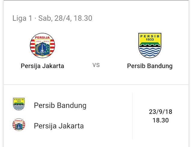 Laga El Clasico Indonesia Persija vs Persib Terancam Diundur,  Ini Penyebabnya