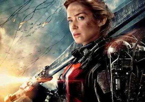ดูหนังใหม่เรื่อง Edge of Tomorrow - เอดจ์ ออฟ ทูมอร์โรว์  ซูเปอร์นักรบดับทัพอสูร