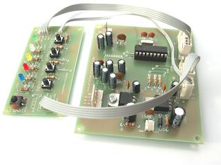 Controlador digital de audio CAD-V1.