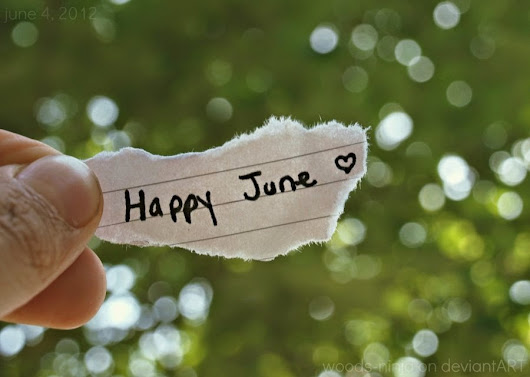 Happy June ~ TWO GLASSES