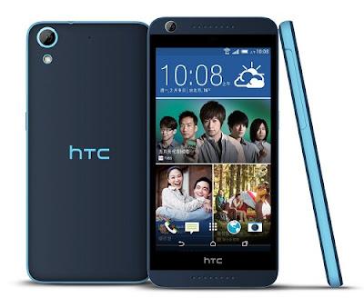 HP Android Murah Tapi Bagus HTC Desire 626