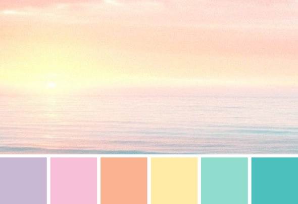 28 calm colours ota calm waters color palette