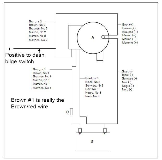 Ziemlich Regel Automatische Bilgepumpe Schaltplan 27s Fotos - Die ...