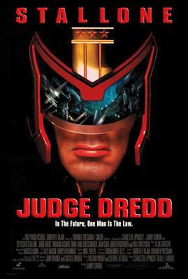 Judge Dredd [1995] [DVDR]
