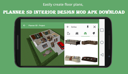 Planner 5D Interior Design Mod Apk Free Download
