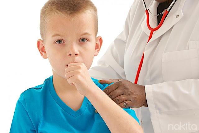 Tanda dan Gejala TBC Pada Anak