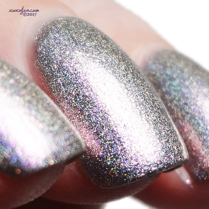 xoxoJen's swatch of Blush Tip-Toe The Tightrope