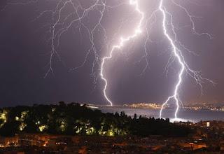 tormenta electrica