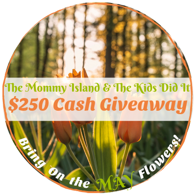 Enter May's $250 Cash Event!