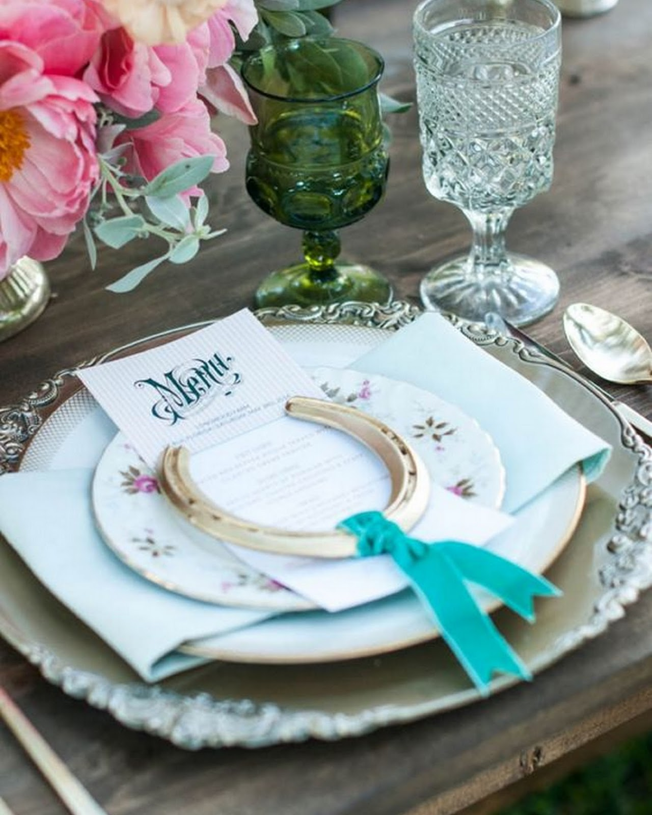 Irish Wedding Gifts Traditions: Postcards And Pretties: PRETTY DETAILS