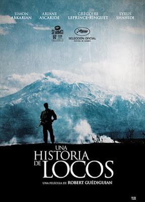 Una Historia de Locos - poster