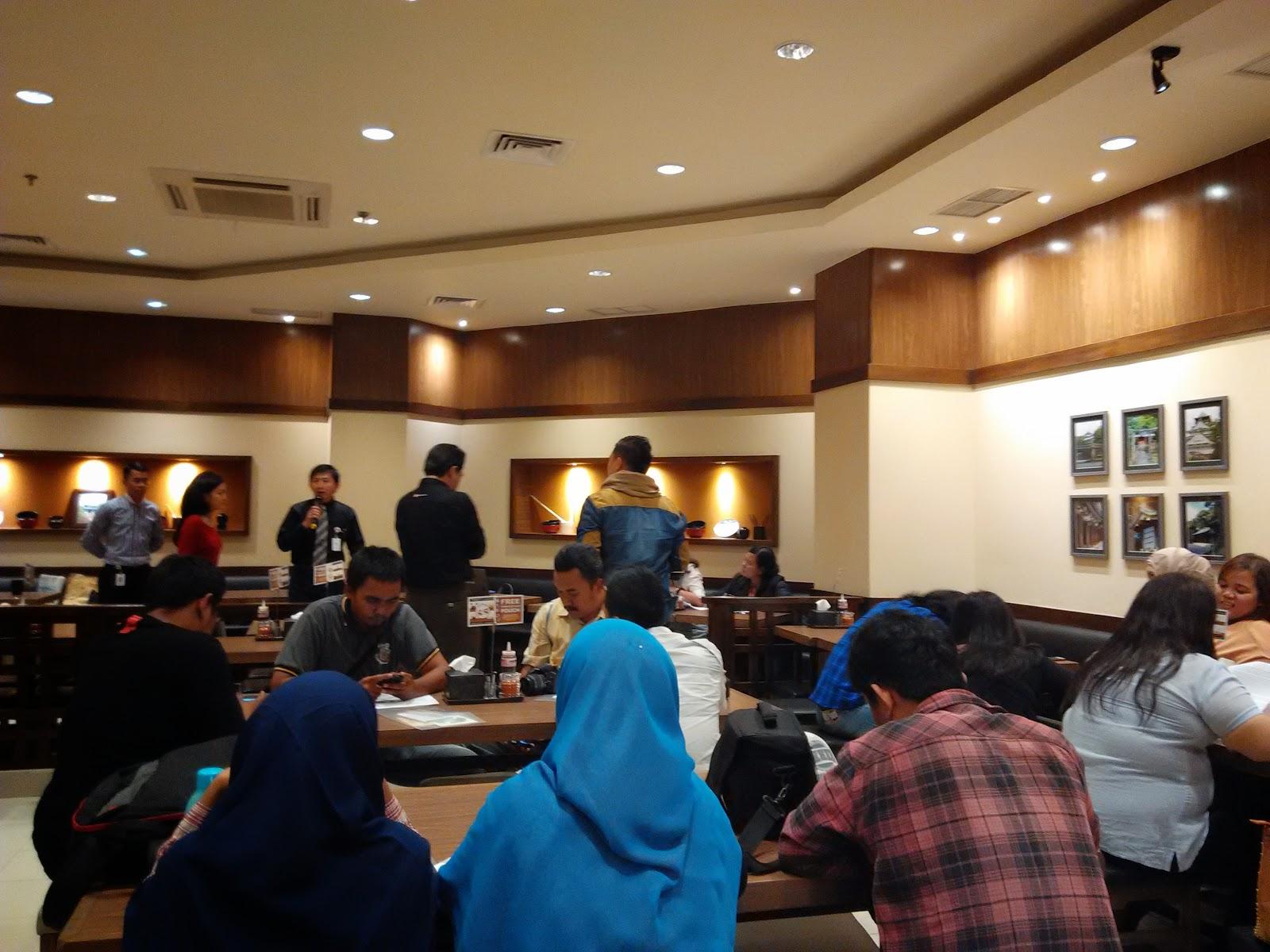 Marugame Udon & Tempura di Sun Plaza Medan - Badia Tarigan ...