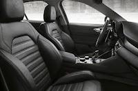 Alfa Romeo Giulia Veloce (2017) Interior
