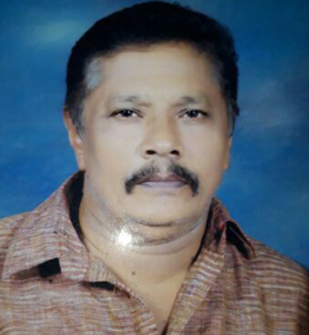 Kerala, News, Obituary, Death, Kasaragod, Karivellur, Passed Away, Karivellur Kuniyan Native Raghavan Passed Away