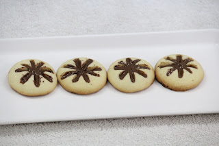 FLOWER COOKIES / WHISK COOKIES / NUTELLA FILLED COOKIES