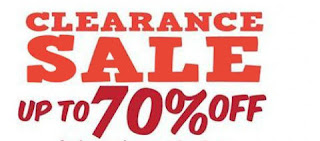 Borders Clearance Sale 2017