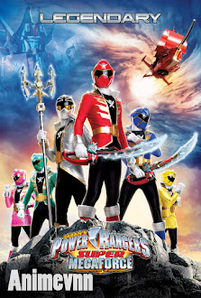 Power Rangers Megaforce -  2013 Poster