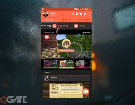 Hướng dẫn cách Live Stream màn hình chơi game trên smartphone lên Facebook Social9