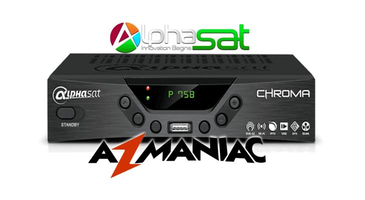 Alphasat Chroma